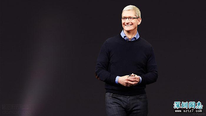 苹果CEO库克回应美军跨性别禁令
