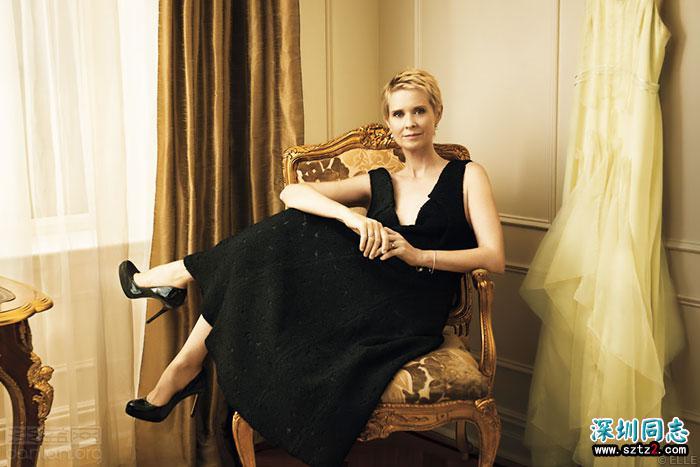 《欲望都市》双性恋女星有望参选纽约州长