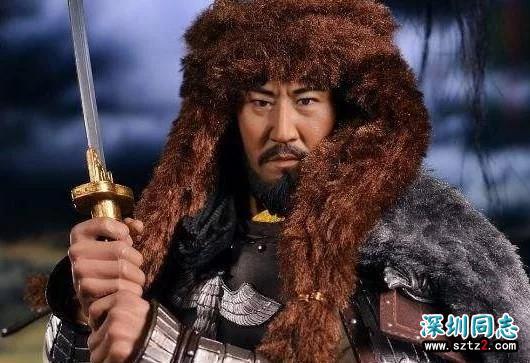 历史分析:成吉思汗到底是不是同性恋?