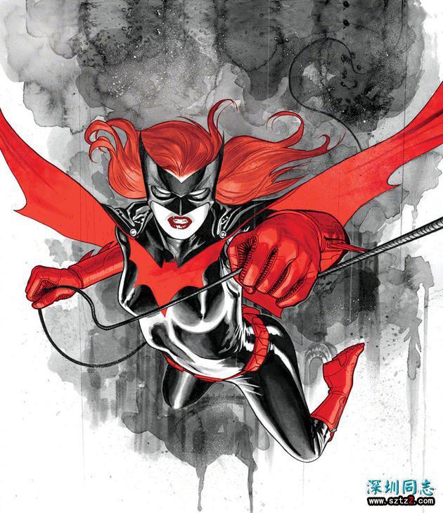 鲁比洛斯主演CW剧版蝙蝠女侠 首位同性恋超英主角