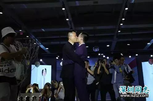 中国同志婚姻步入婚姻殿堂