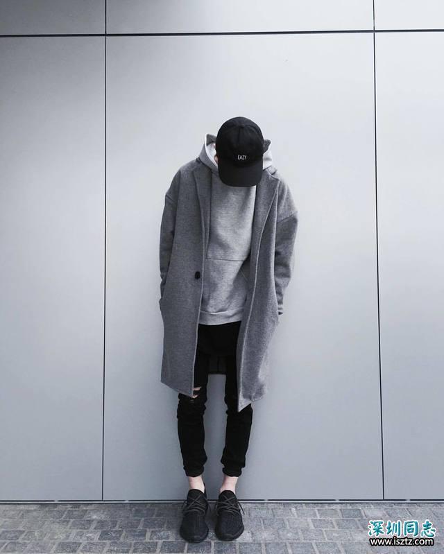 连帽卫衣怎么穿得不一样?7种