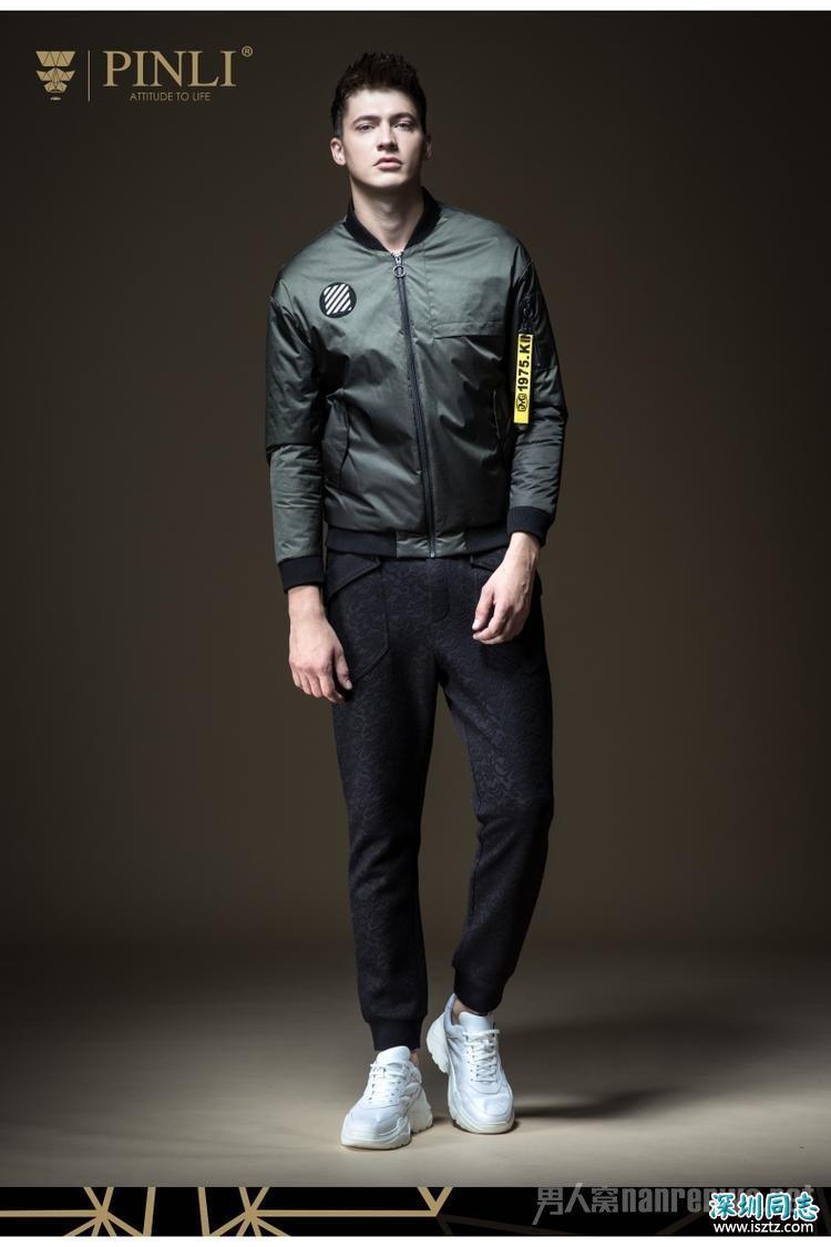 经典的MA-1飞行夹克一直都是时尚界的常青款