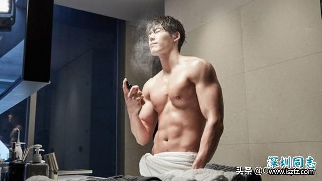 穿衣显瘦,脱衣有肉!韩国男星肌肉排行榜