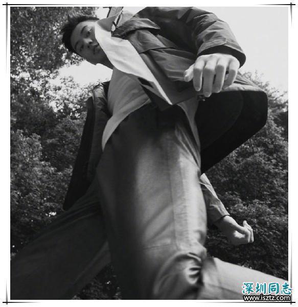 体坛男神的最高级别,当张继科和宁泽涛同登杂志封面