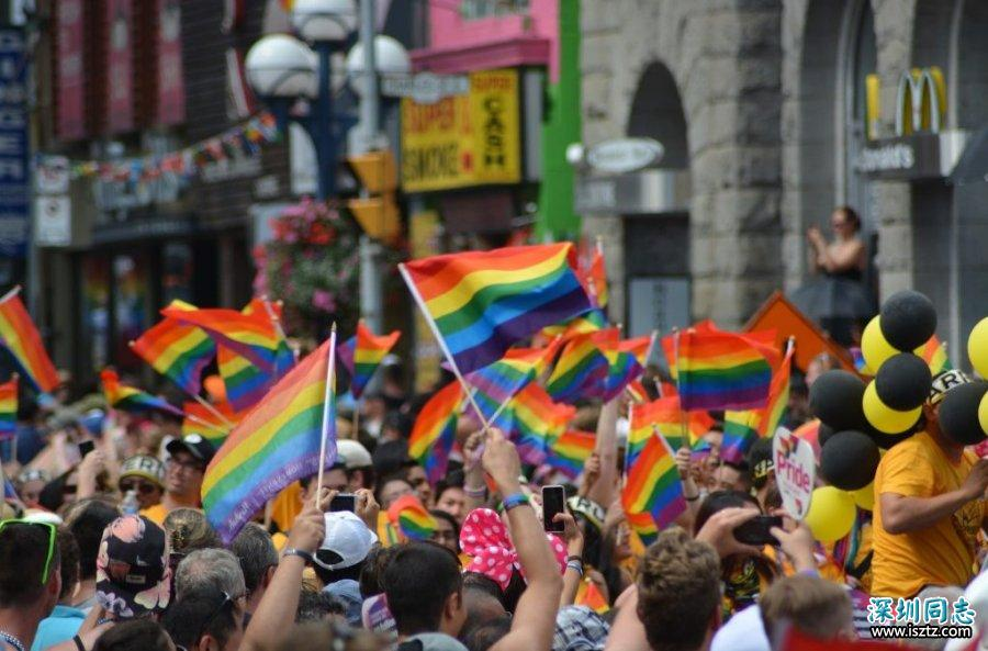 降低同志伴侣自杀率 同婚合法化建功