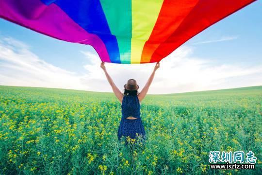 亚洲最大同志游行在台湾!认识LGBTQIA+