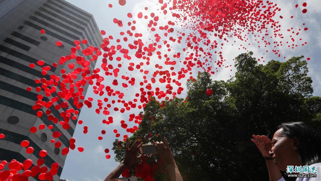 又一届世界艾滋病日 距离消灭病毒任重道远