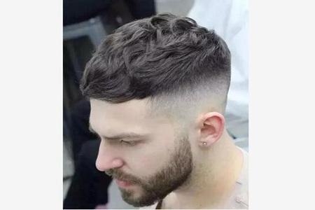 潮男发型推荐 四款男人必备发型打造新潮造型