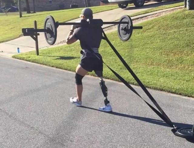 健身圈的励志故事,看完你还没动力健身吗?